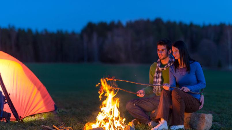camping pour la sante